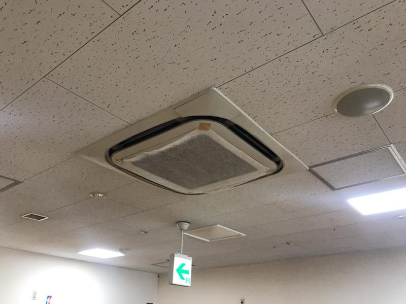 業務用 エアコン クリーニング