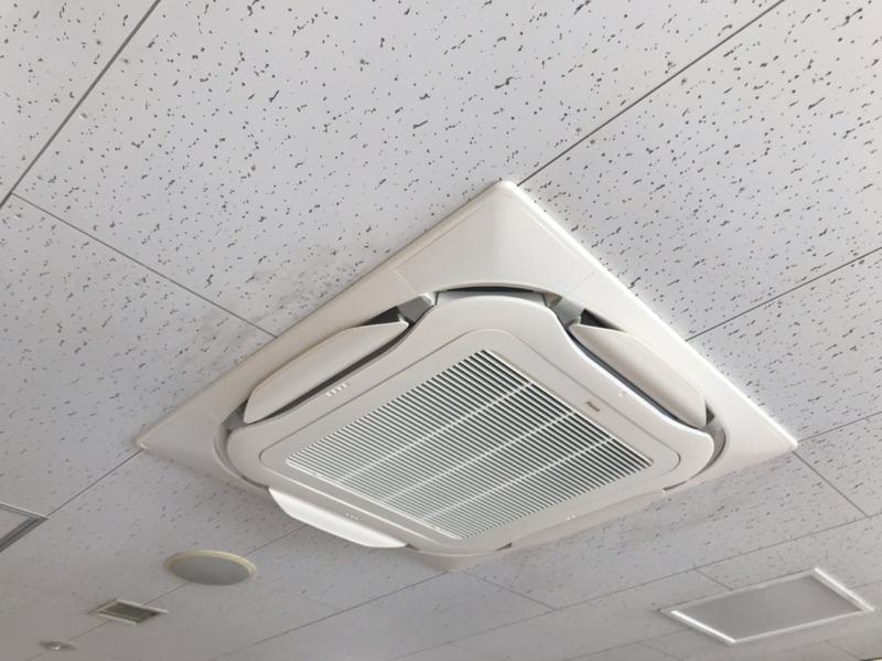 業務用 エアコン取り替え